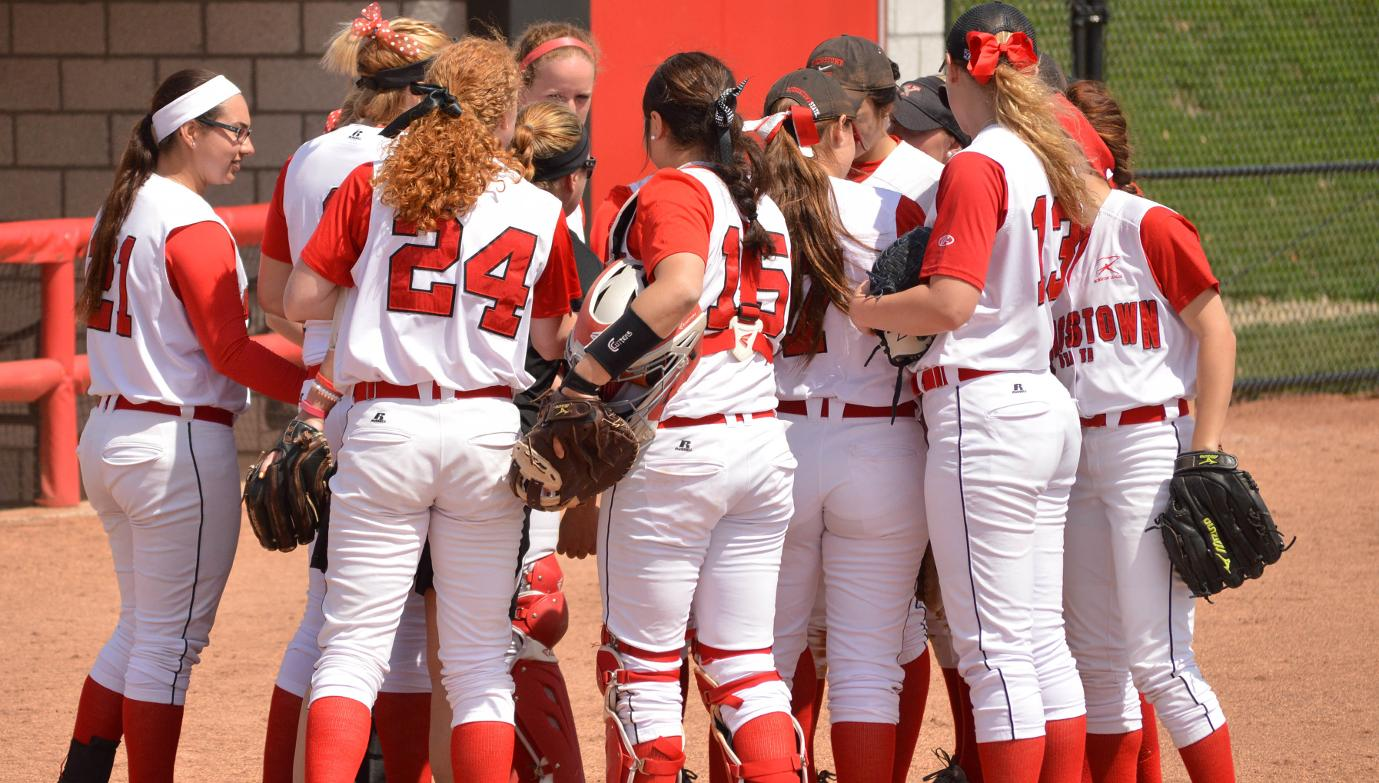 The Youngstown State Softball Team.