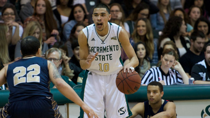 MEN'S HOOPS SEEKS CONFERENCE TITLE SATURDAY AT NORTHERN ARIZONA