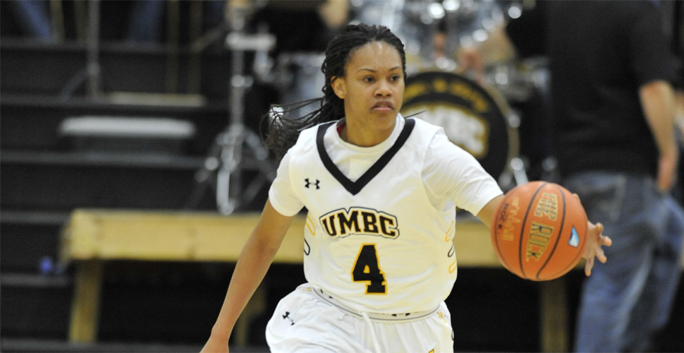 Career-Bests From McCarley and McNaughton Leads UMBC Women's Basketball Past UMES, 87-78