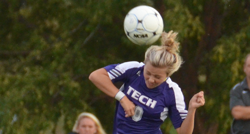 First taste of action: Soccer team plays exhibition at Tennessee Wesleyan
