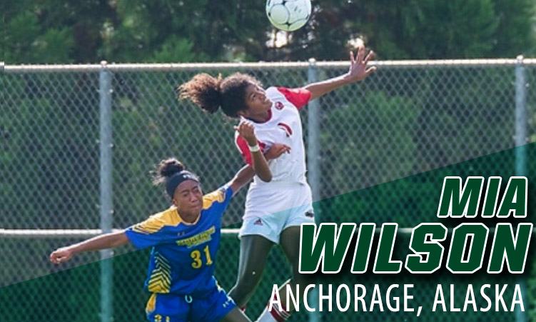 WOMEN'S SOCCER ADDS MIA WILSON TO 2018 ROSTER