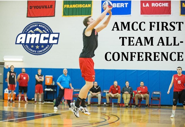 Stroh Named AMCC First Team All-Conference Selection