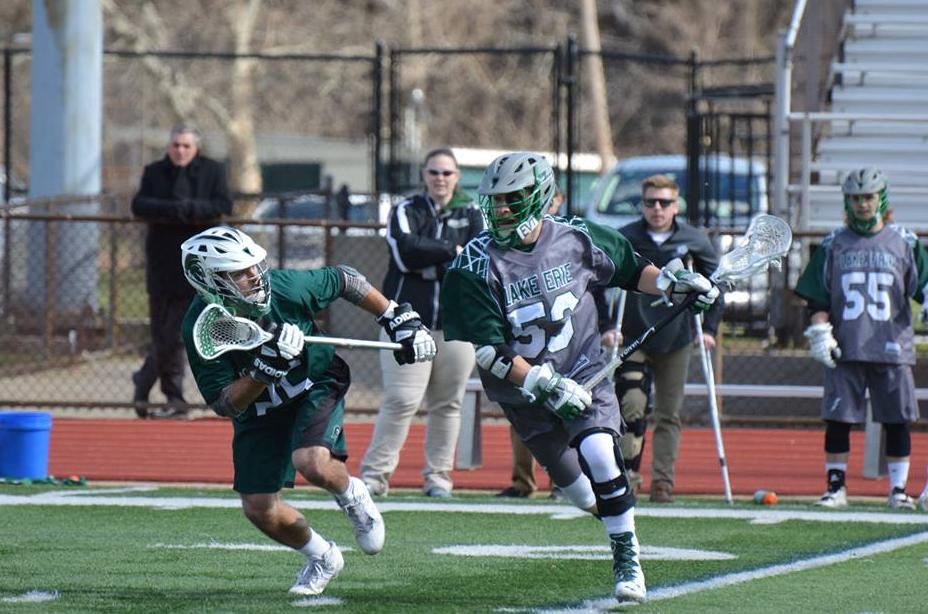 #8 Mercyhurst Slips Past #19 Lake Erie