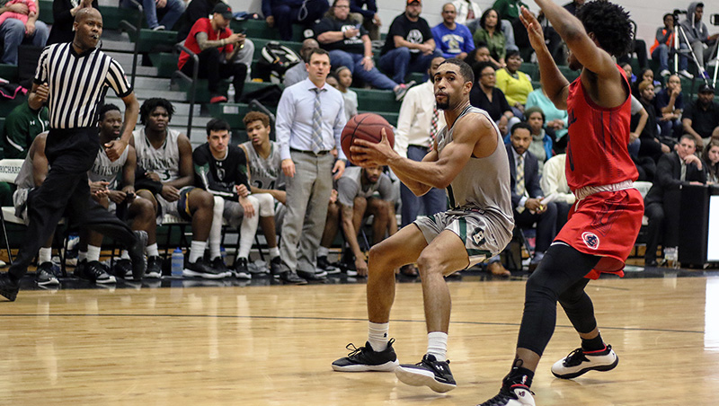 No. 17 Richard Bland Takes Thrilling 99-94 Overtime Victory Past Visiting No. 11 Louisburg (N.C.) In NJCAA Division II Top 20 Battle