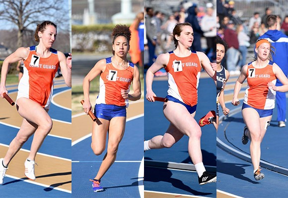 4x400 Named NEWMAC Relay of the Week