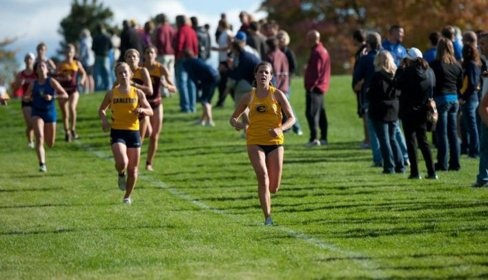 Women's Cross Country Finishes Second at Regionals; Qualifies for Nationals