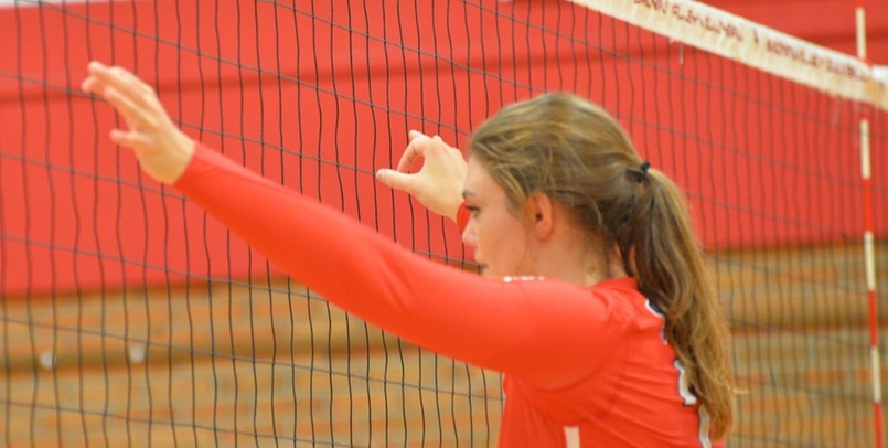 SVSU Volleyball Falls in Final Day of Barry Classic