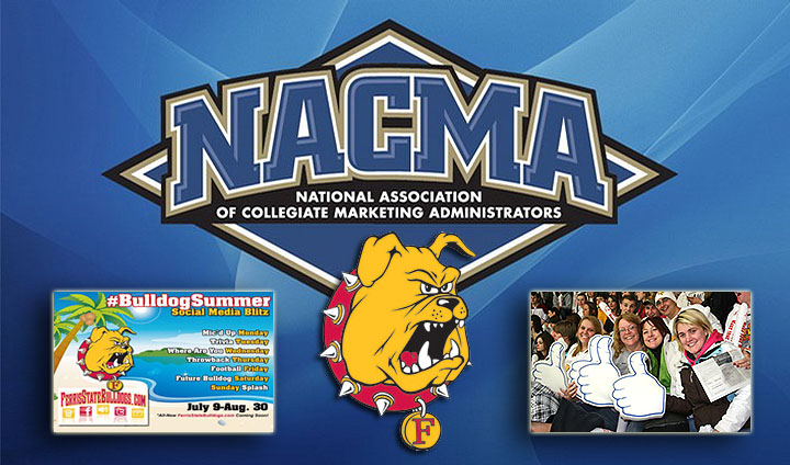 Ferris State Athletics' Online Social Media Marketing Efforts Tabbed Among Nation's Best