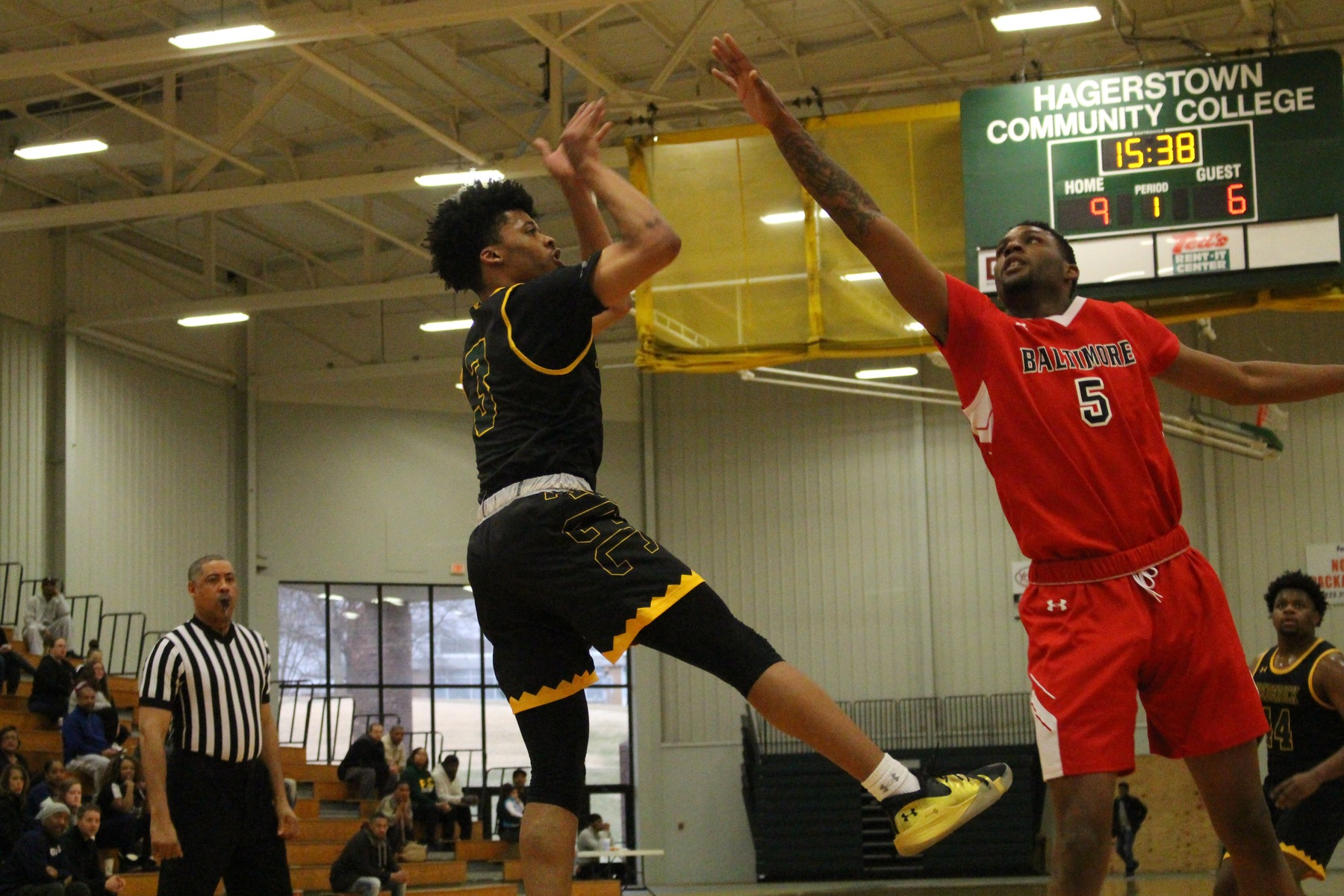 BCCC Second Half Run Sinks FCC In MD JUCO Tourney Championship Game