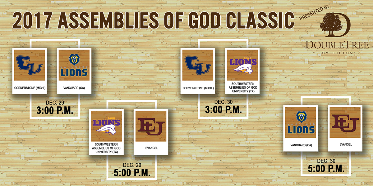 Evangel Hosts Fourth Annual Assemblies of God Classic