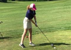 Golf Plays Second Tournament of the Year at Fayette Invitational