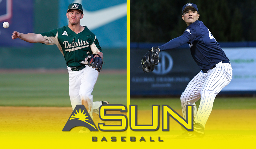 Dubrule & Deppermann Bring @ASUNBSB Weekly Honors To River City