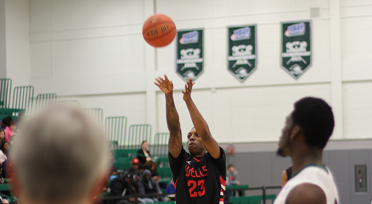 Men's Basketball Upended By SUNY Poly, 84-58