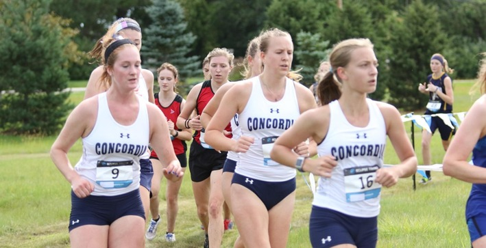 Verbeke leads Falcons in first meet of season