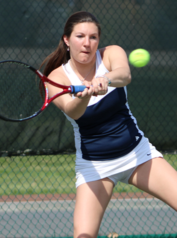 Both The Men's And Women's Tennis Teams Fall To ODAC Foe, Roanoke, 7-2, Saturday Afternoon