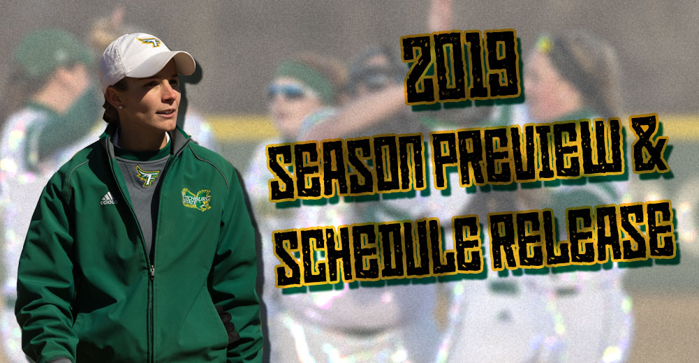 Fitchburg State 2019 Softball Schedule Released