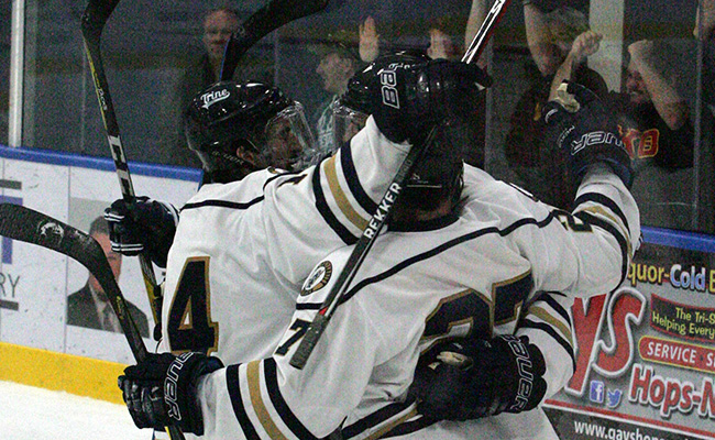 ACHA D2 Sweeps MSU on Weekend