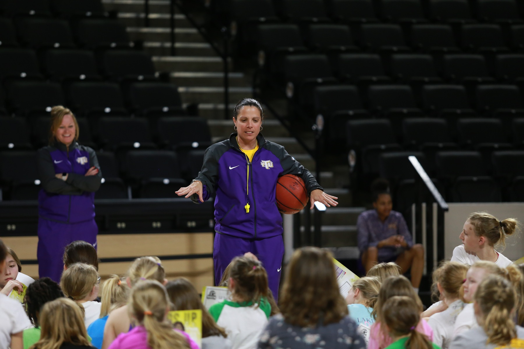 Tech women's basketball begins camp sessions May 30