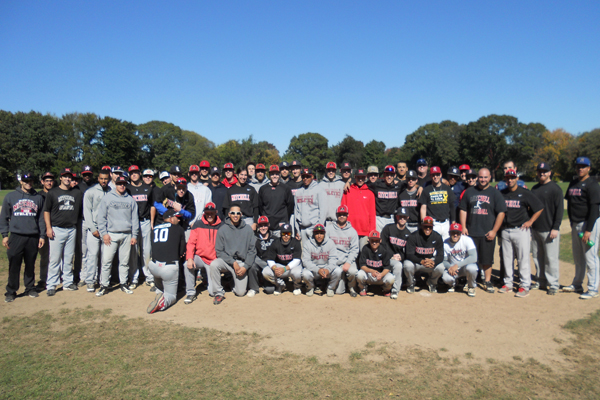 Baseball Barbecue and Alumni Game Slated for September 30