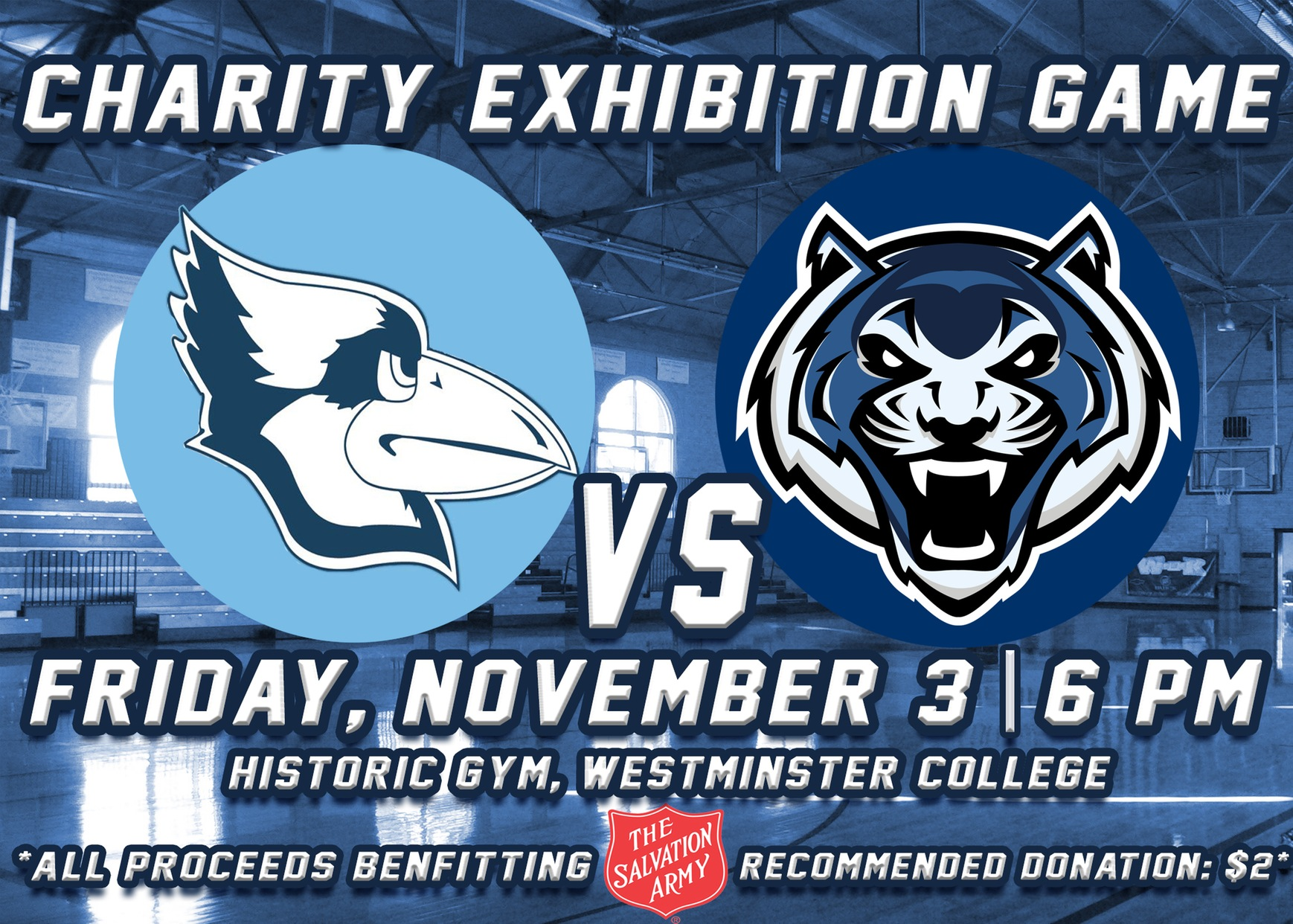 Westminster Women's Basketball to Face Lincoln in Charity Exhibition Game