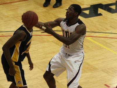 Firebird Men Advance To 7-1 With Win Over Washington Adventist, 104-86