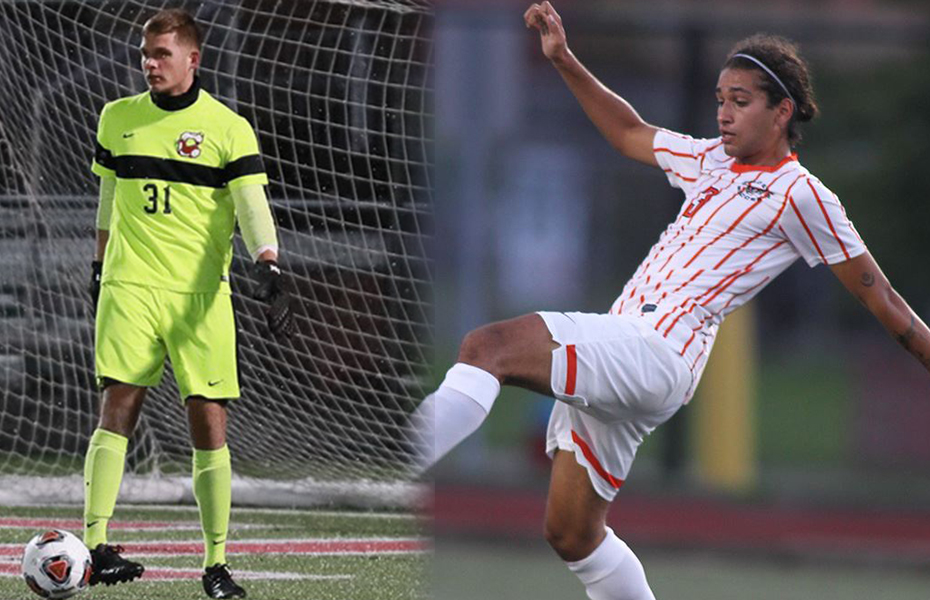 BUFFALO STATE and CORTLAND MOVE ON TO MEN'S SOCCER SEMIFINALS