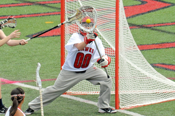 Huntingdon women's lacrosse wins fourth straight