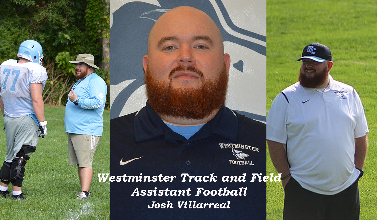 Villarreal named Head Track and Field, Assistant Football Coach