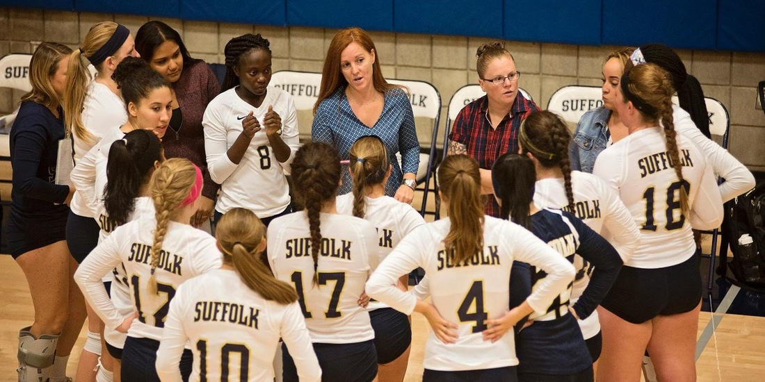 Volleyball's 2017 Begins at Mass. Maritime Tuesday