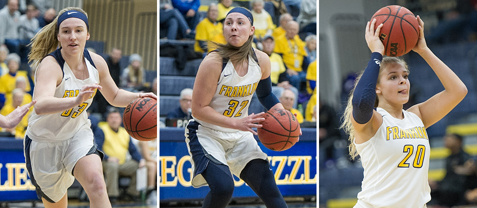L-R: Bayleigh Walker, Mallory Cast & Jessica Nix (Photos courtesy of Chad Williams)