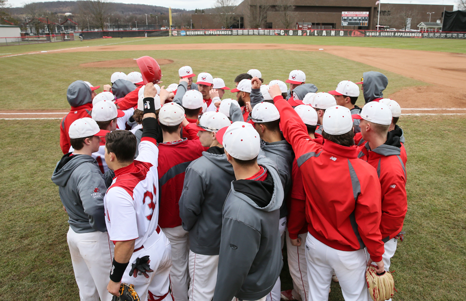Cortland voted No. 1 in 2019 SUNYAC baseball preseason poll