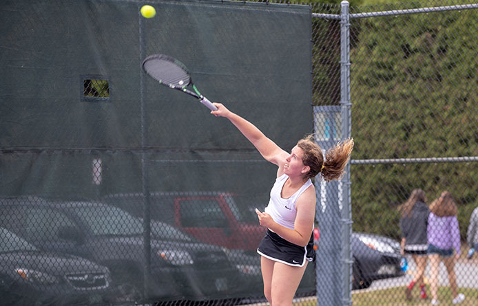 Women's Tennis Loses 4-1 Decision to New Haven During NE10 Contest