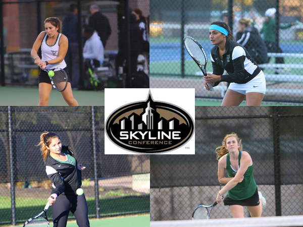 Women's Tennis Has Four All-Conference Selections; Waterhouse Named Coach of the Year