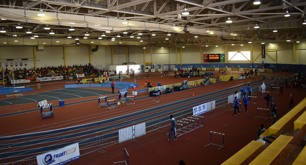 Track and Field competes in NEC Championships Fri.-Sat. on Staten Island