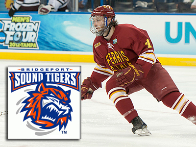 FSU's Jordie Johnston Signs With AHL Team