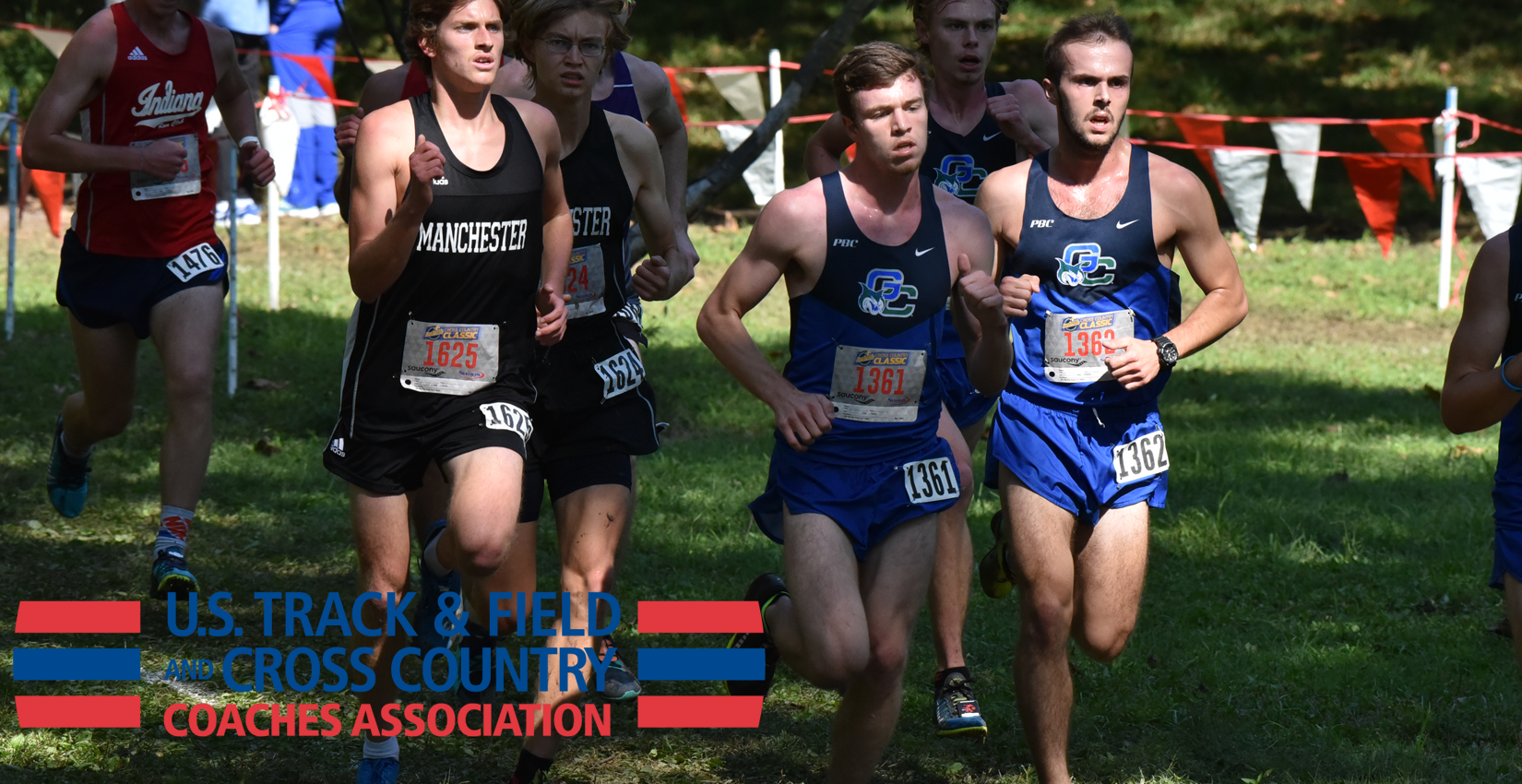 Men's Cross Country Ranked 10th in Region