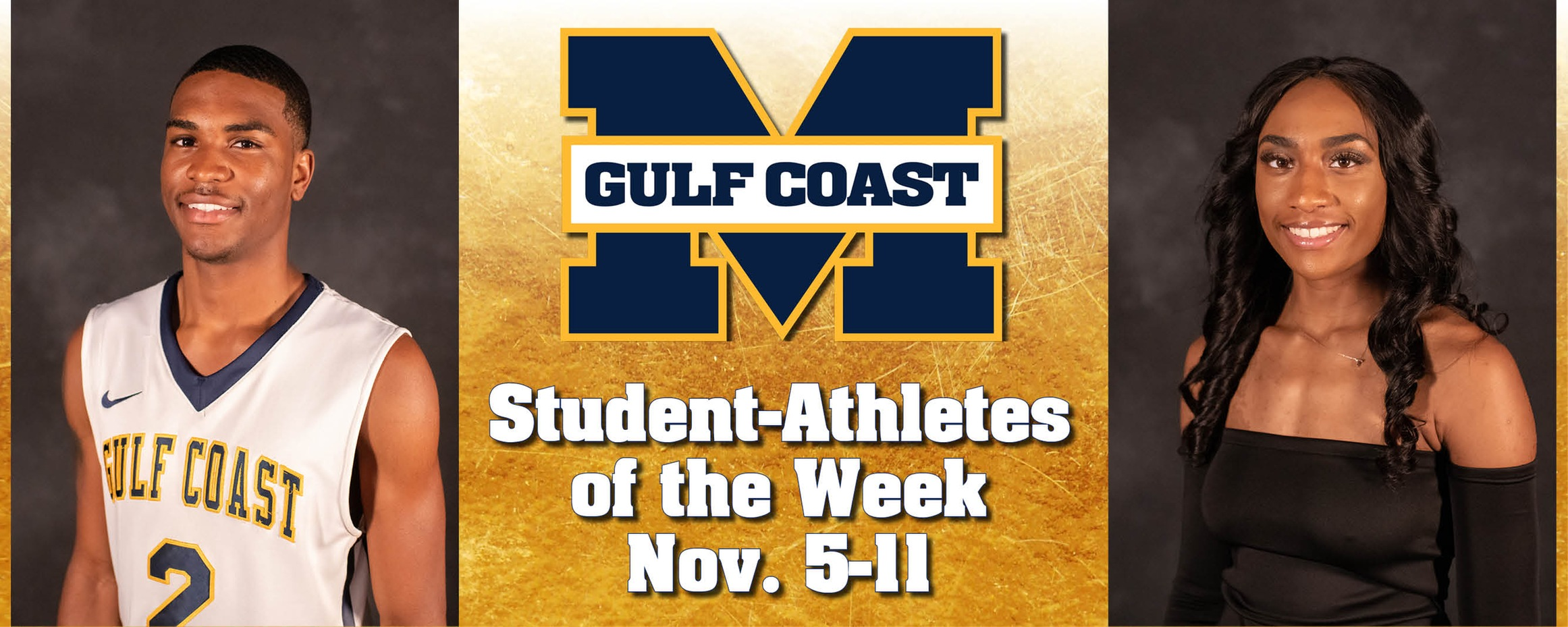Oney, Thigpen named MGCCC Student-Athletes of the Week