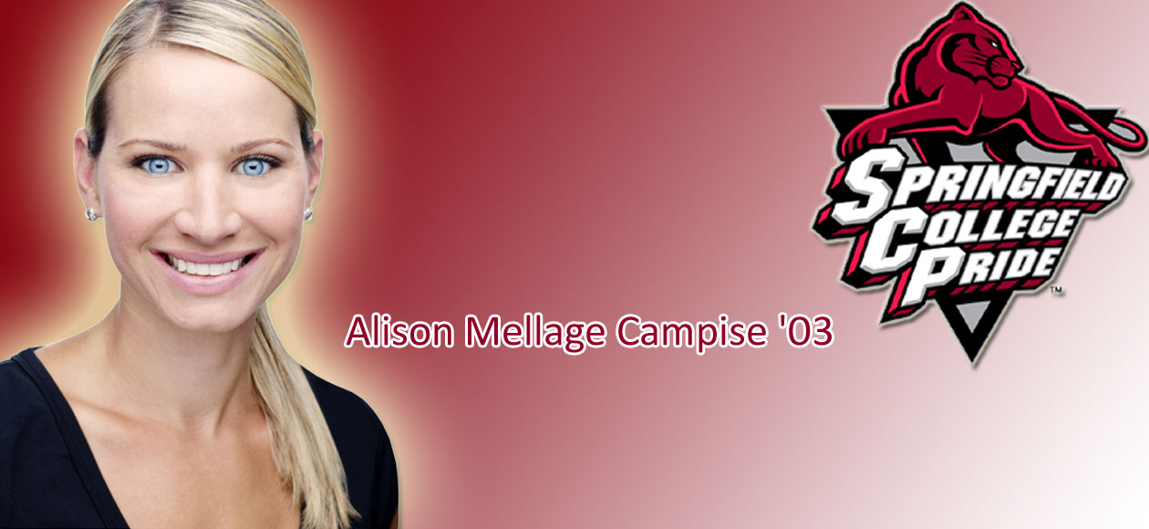2014 Athletic Hall of Fame Inductee Spotlight: Alison Mellage Campise '03