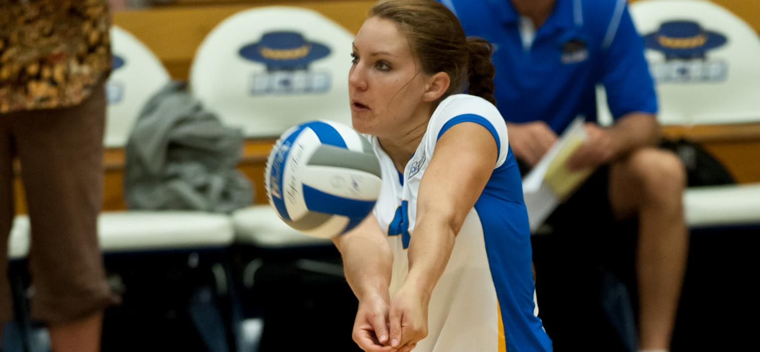 Gauchos Swept by Long Beach State