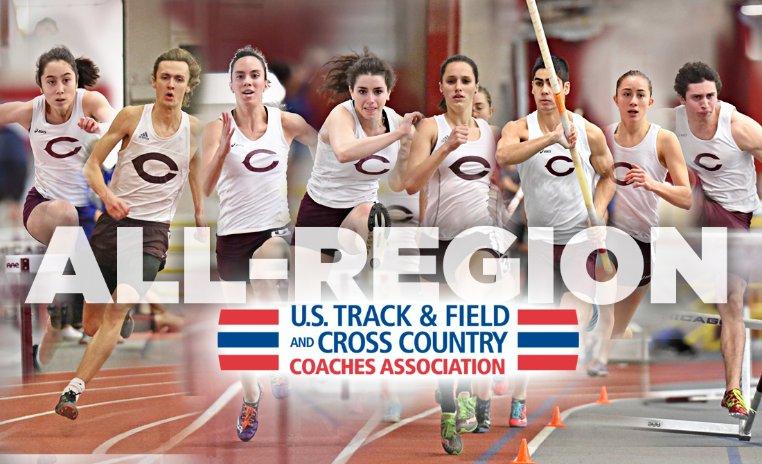 UChicago Track & Field Teams Earn Nine USTFCCCA All-Region Honors