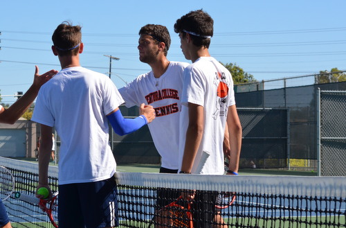 Ventura College won it's 14th overall conference championship this past season. Photo By: Ventura College Athletics
