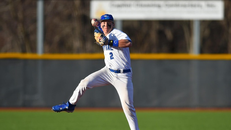 Baseball Rally Comes Up Short at Siena