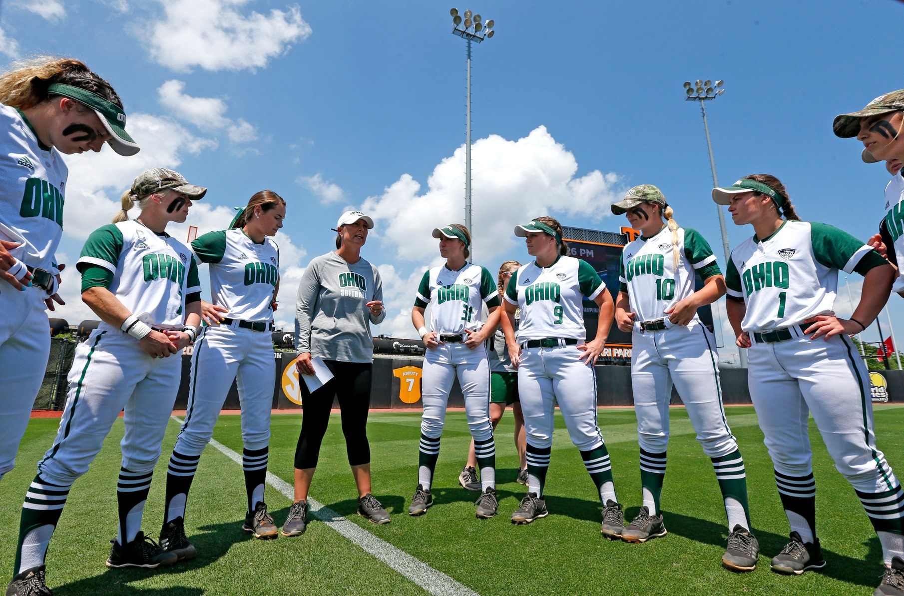 Ohio Softball Announces Fall Schedule