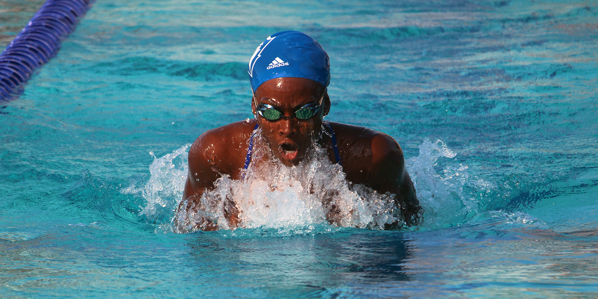 Swimming Drops Dual Match at Saint Leo