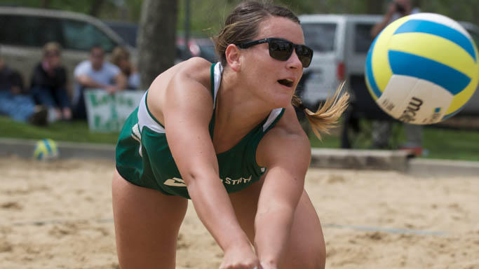 SAND VOLLEYBALL DROPS SEASON OPENER TO NATIONALLY RANKED SAINT MARY'S