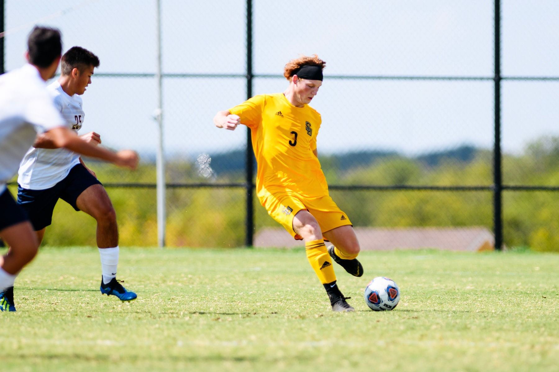 Men's Soccer Falls Short Against Austin College