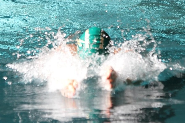 11 Elms Swimmers Earn GNAC Academic All-Conference