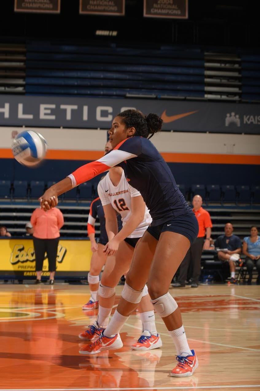 Niki Withers - Cal State Fullerton Athletics