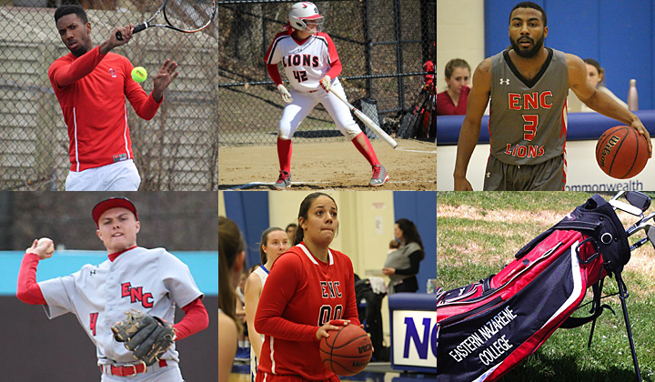 Eastern Nazarene Places 16 on CCC Spring Academic All-Conference Team