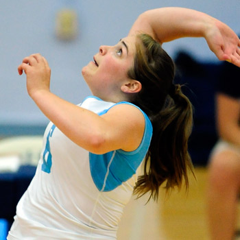 Volleyball: Clark at Mount Holyoke